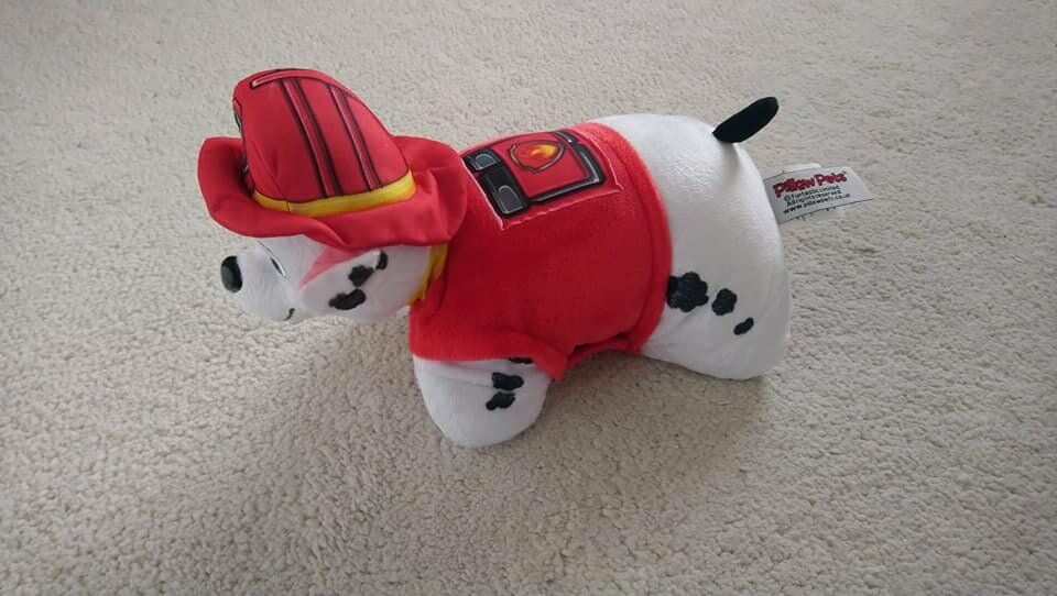 Paw Patrol Marshall Toy / Pillow, VGC, SPFH | in Whiteley, Hampshire |  Gumtree