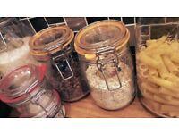 HQ Kilner Jars