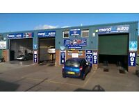 Mot tester/Vehicle technician required for busy garage in seaford.