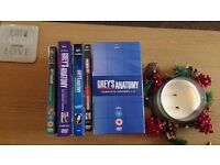Greys Anatomy DVD Series 1-9 £40 Perfect Condition