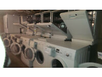 Hotpoitnt /Bosch Washing Machines Condenser Dryers Dishwashers Delivery Install Bedford Area