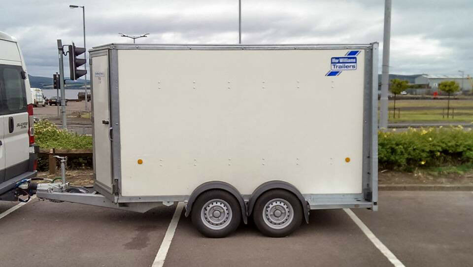 Ifor Williams Bv105 Box Trailer For Sale In Stockwell London Gumtree