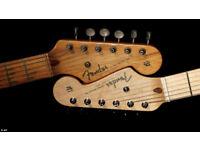 Guitar Lessons beginner - intermediate level