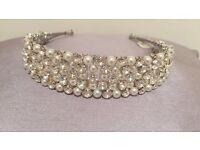 Bride/Bridesmaid Tiara - worn once, in excellent condition