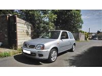 Nissan Micra 2002 1.0 Petrol 19,650 miles! 12months MOT