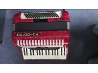 Melodija V-111-80 Piano Accordion