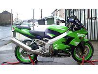Kawasaki ZX9R E1 For Sale