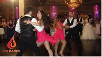 PROFESSIONAL SALSA & LATIN DANCERS for WEDDING RECEPTIONS
