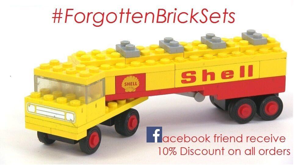 Forgotten Brick Sets