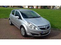 Vauxhall CORSA FULL YEAR MOT CLEAR HPI £1900 ONO
