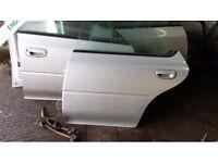 Subaru impreza turbo classic doors