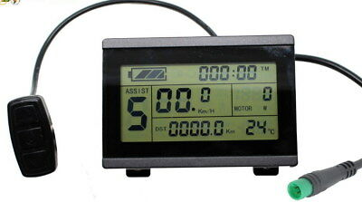24 48V Kt Lcd3 Display Meter Control Panel   Controller For Sondors Ebike