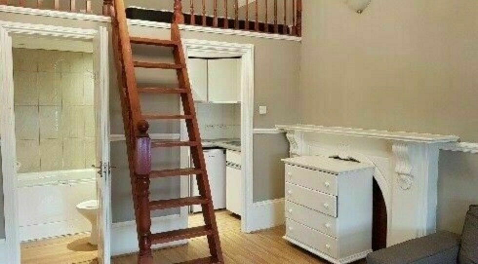 Huge Self-Contained Mezzanine Studio in Notting Hill | in Notting Hill,  London | Gumtree