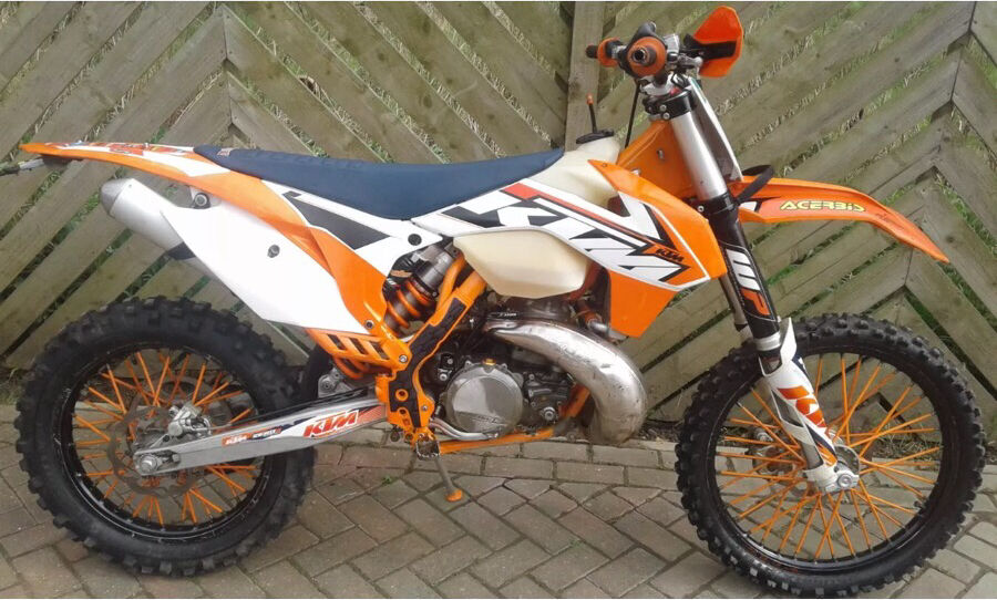 Ktm Exc  For Sale Gumtree