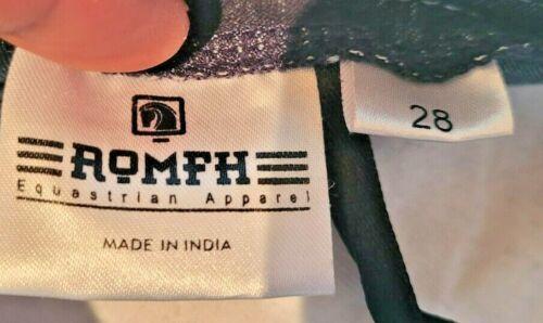 Dressage Breeches, ROMFH, Size 28