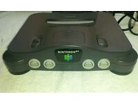 NINTENDO N64 FOR SPARES