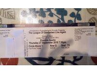 The League Of Gentlemen Live Again - London, 27/09/18, SOLD OUT date! 2 Tickets