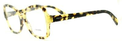 PRADA VPR 25S 7S0-1O1 Eyewear FRAMES RX Optical Eyeglasses Glasses Italy TRUSTED