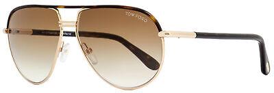 Tom Ford Aviator Sunglasses TF285 Cole 52K Havana/Gold 61mm (Havana Aviator Sunglasses)