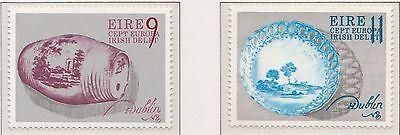 Europa CEPT 1976 Ambachten Ierland 344-345 - Postfris  MNH