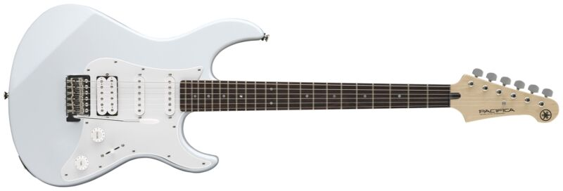 Yamaha Pacifica 012 Electric Guitar Vintage White