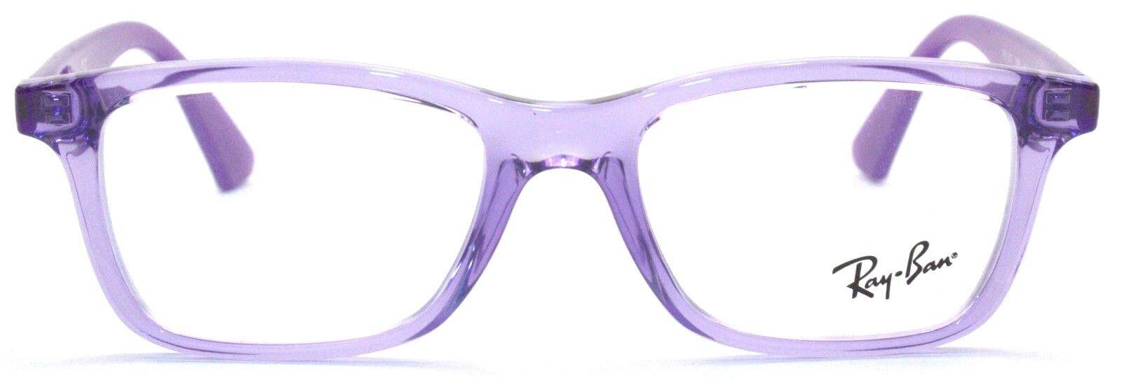 Ray-Ban Kinder Mädchen Brillenfassung RB1562 3688 46 mm violett 221 40