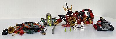 Lego ninjago sets lot