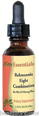 Kan Herbs - Essentials Rehmannia Eight Combination 1 oz  1 Ounce Kan Herbs
