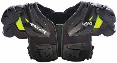 Gear Pro-Tec Razor RZ15 Adult Football Shoulder Pad - Multi-Position, New Position Football Shoulder Pads