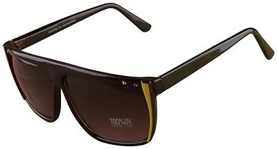 Quay 1239 Chocolate Brown Gold Australian (Australian Gold Sunglasses)