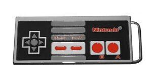 Nintendo NES Controller Belt Buckle