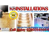 Carpentry & Joinery Services all aspects of work taken on also Specialising in KITCHEN INSTALLATIONS