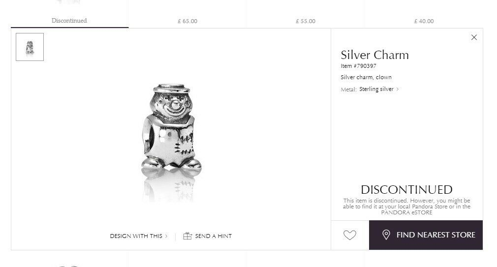 2b2ce416a Pandora Charm | in Coventry, West Midlands | Gumtree