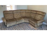 Parker Knoll corner sofa - great condition