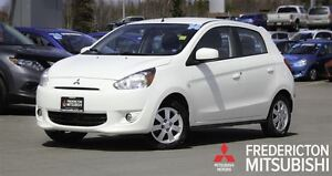2014 Mitsubishi Mirage SE! AUTO! HEATED SEATS! WARRANTY TO 160K!