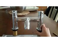 New Cook & Lewis minima bath mixer tap