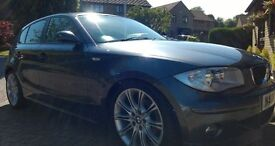 BMW 120d (2006) Full leather, Cruise Control
