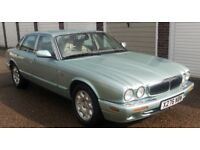 T-Z CARS PRESENT A 2000 Jaguar XJ 3.2 XJ8 4dr saloon history px welcome