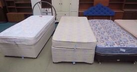 Single and Double Mattresses(Local Delivery available £5-10)