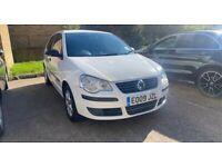 Volkswagen, POLO, Hatchback, 2009, Manual, 1198 (cc), 5 doors
