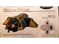 Campus Oregon Deluxe large family tent, sleeps 8 people