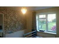 Large double rooms to let.