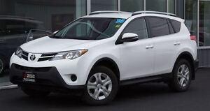 2014 Toyota RAV4 LE! AWD! HEATED SEATS! BACKUP CAM!