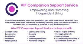 VIP Companion and Support Service