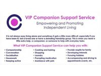 VIP Companion and Support Service