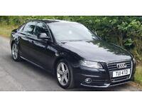 Audi A4 Sline 2.0 TDI MOT to Aug 19