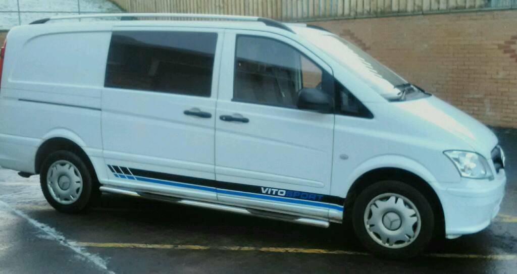Mercedes Vito 2.1 litre, Lwb, 2014 Day Van (not VW Transporter)   in Perth, Perth and Kinross ...