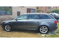Audi A4 TDI S line **SWAP x Golf or Compact Sport Car***