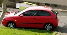 SEAT Ibiza SX 05 - read description - or nearest offer