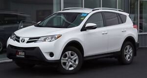 2014 Toyota RAV4 LE! AWD! HEATED SEATS! BACKUP CAM!